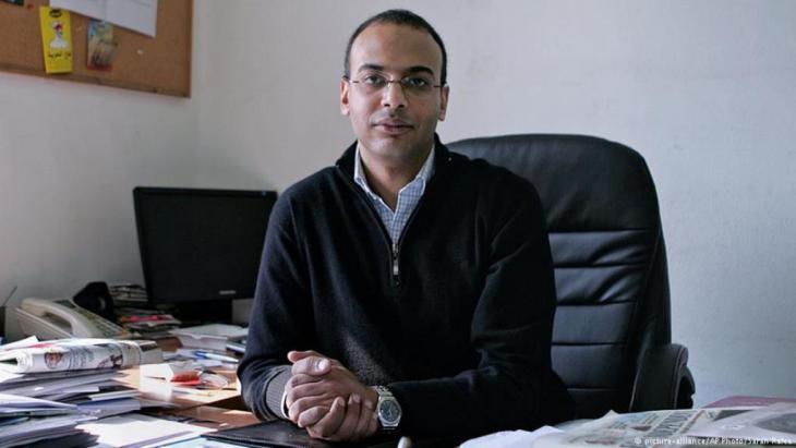 Journalist und Menschenrechtsaktivist Hussam Bahgat