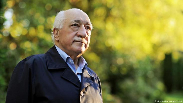 Der islamische Prediger Fethullah Gülen; Foto: picture-alliance/dpa