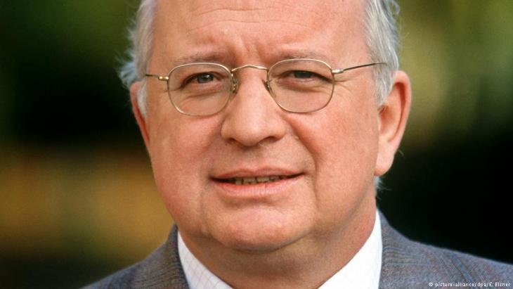 Der Islamwissenschaftler Professor Peter Heine; Foto: picture-alliance/dpa