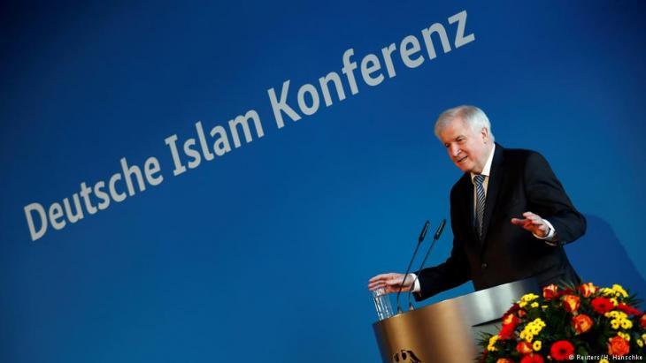 Heimat- und Innenminister Horst Seehofer (CSU); Foto: Reuters