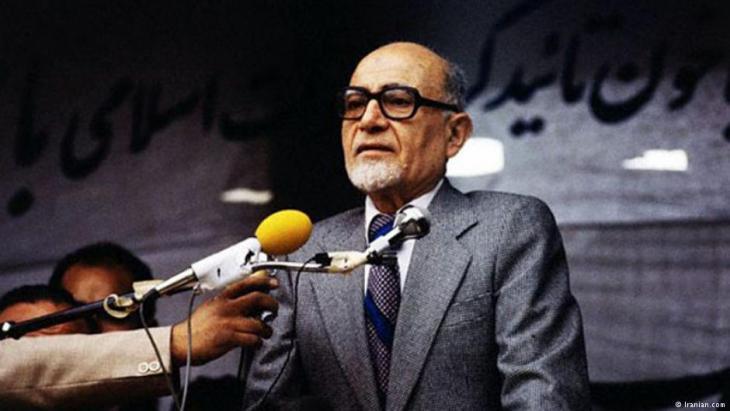 Mehdi Bazargan; Foto: Iranian.com