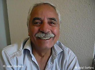 Der Dichter Jalal Sarfaraz war einer der Initiatoren der Zehn-Nächte-Lesungen; Foto: Jalal Sarfaraz