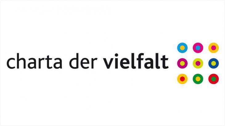 """Logo """"Charta der Vielfalt"""""""
