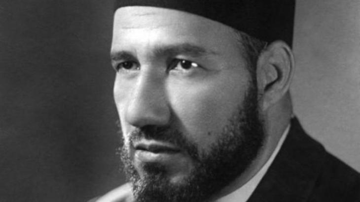 Hassan al-Banna, Gründungsvater der ägyptischen Muslimbruderschaft; Quelle: bbc/Archiv