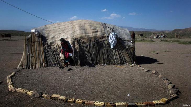 Armut, Arbeits- und Perspektivlosigkeit schürt die Wut der jungen Bevölkerung; Foto: Mehr