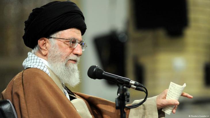 Ayatollah Ali Khamenei; Foto: Reuters