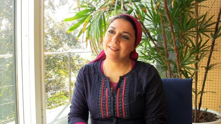 Esraa Abdel Fattah; Foto: youtube