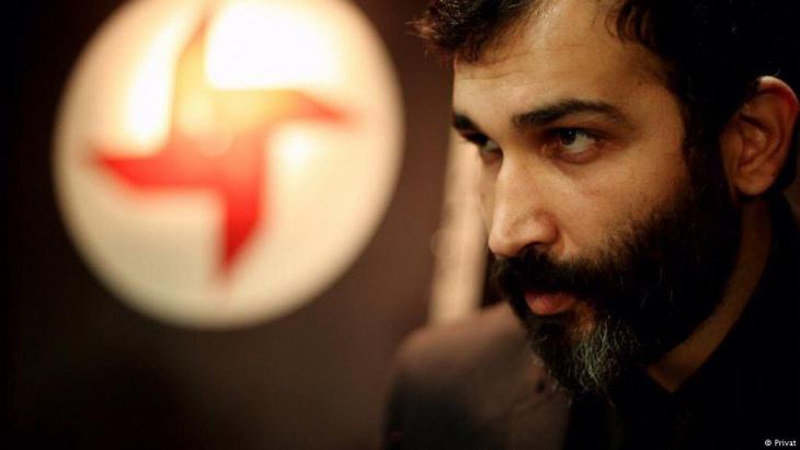 Der türkische Schauspieler Barış Atay; Foto: privat