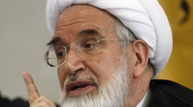 Mehdi Karrubi; Foto: AFP