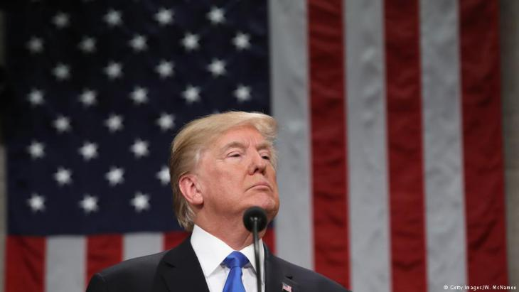 US-Präsident Donald Trump; Foto: Getty Images