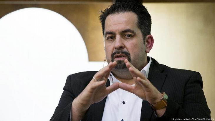 Aiman Mazyek, der Vorsitzende des Zentralrats der Muslime; Foto: picture-alliance/NurPhoto/E. Contini