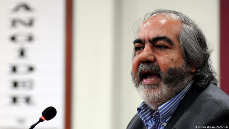 Der Journalist Mehmet Altan; Foto: picture-alliance