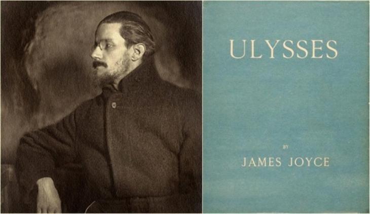 """Das 1922 erschienene Buch """"Ulysses"""" ist das bedeutendste Werk des irischen Schriftstellers James Joyce (1870-1931) und wird häufig als """"Jahrhundertroman"""" bezeichnet. Es gilt als Paradebeispiel für moderne Erzähltechnik und literarische Avantgarde."""