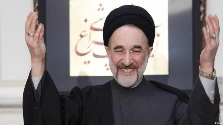 Irans Ex-Präsident Mohammad Khatami; Foto: ISNA