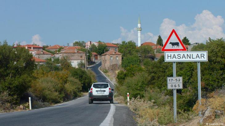 Das türkische Dorf Hasanlar; Foto: Karaçelik Film