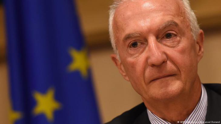 Gilles de Kerchove, EU-Koordinator für Terrorismusbekämpfung; Foto: AFP/Getty Images/Emmanuel Dunand