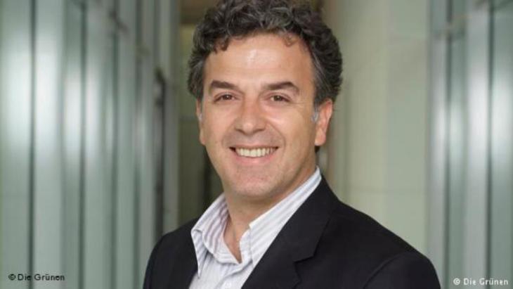 Grünen-Politiker Mehmet Kilic; Foto: Die Grünen
