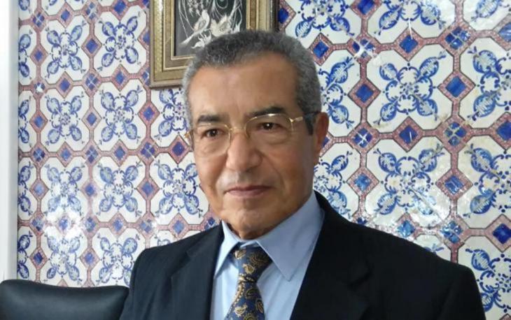 Der tunesische Islamwissenschafter Abdelmajid Charfi: Foto Wiki Commons