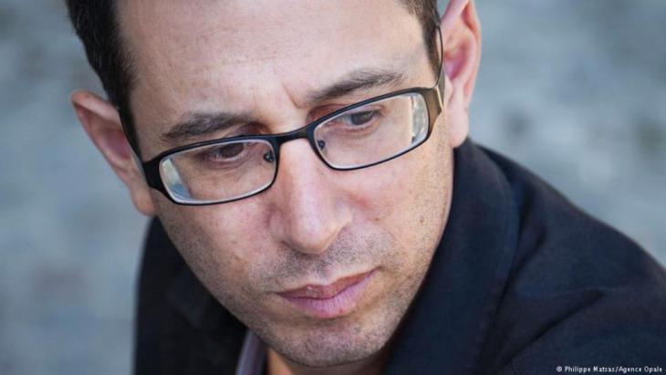 Der israelische Schriftsteller Assaf Gavron: Foto philippe matsas / agence opale