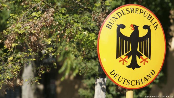 Grenzübergang Weil am Rhein - Basel; Foto: dpa/picture-alliance