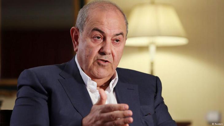 Ehemaliger irakischer Premier Iyad Allawi; Foto: Reuters