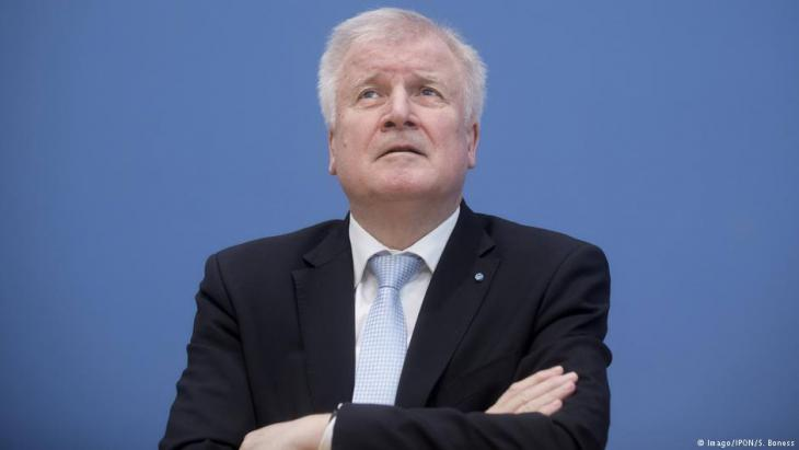 Innenminister Horst Seehofer (CSU); Foto: Imago/J.Heinrich