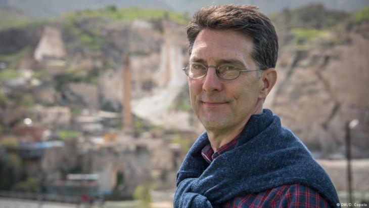 John Crofoot; Foto: DW