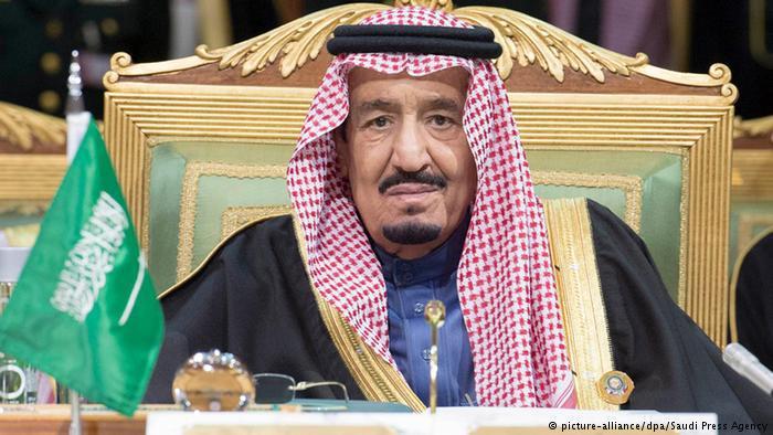 Saudi-Arabiens König Salman bin Abdulaziz Al Saud; Foto: picture-alliance/dpa