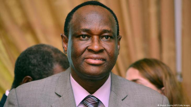 Der Politiker Tiébilé Dramé; Foto: Getty Images/AFP
