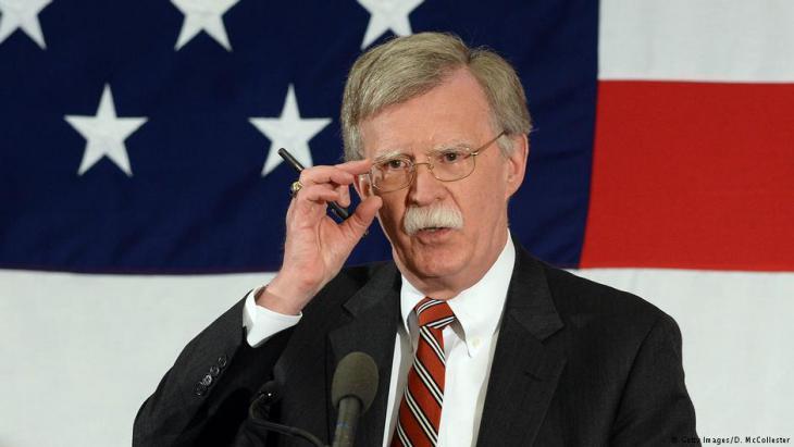 Trumps Nationaler Sicherheitsberater John Bolton; Foto: Getty Images