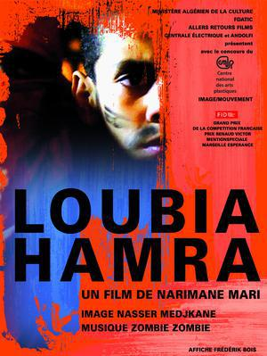 "Kinoplakat Film ""Bloody Beans"" der Regisseurin Narimane Mari"