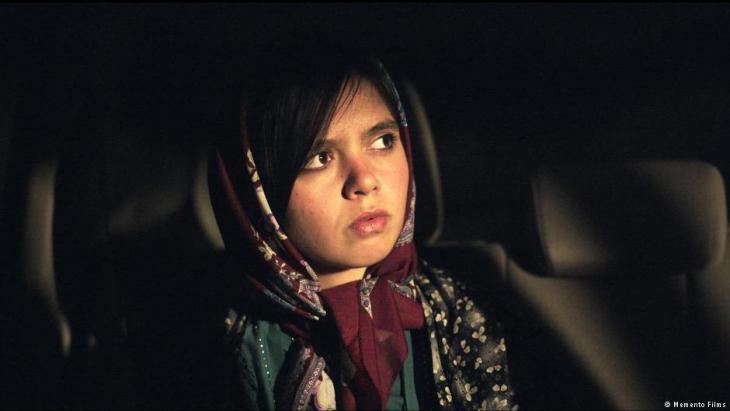 Marziyeh Rezaei träumt von einer Karriere als Schauspielerin; Foto: Memento Films