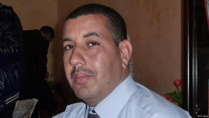 Der marokkanische Journalist und Autor Rachid Aylal; Foto: Rachid Aylal