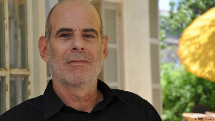 Der israelische Regisseur Samuel Maoz; Foto: DW/Sarah Judith Hofmann