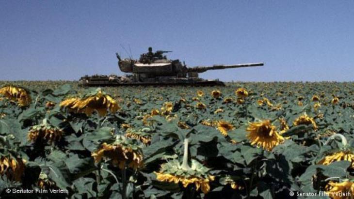 "Filmszene aus ""Libanon"" des Regisseurs Samuel Maoz; Foto: Senator Filmverleih"