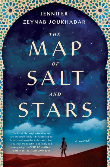 "Jennifer Zeynab Joukhadars Romandebüt ""The Map of Salt and Stars"""