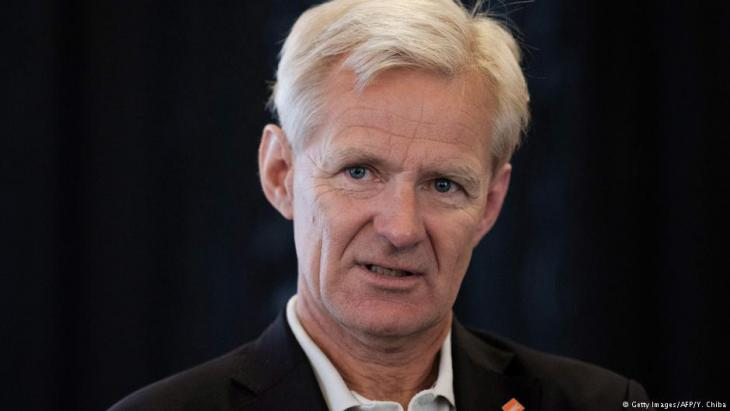 Der Norweger Jan Egeland; Foto: AFP/Getty Images