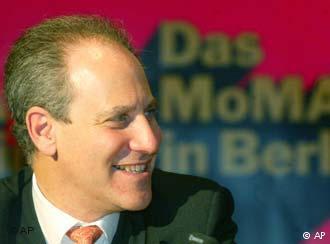 Glenn D. Lowry, Direktor des MoMA; Foto: AP