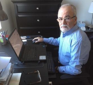 Literaturübersetzer Nabil Al Haffar; Foto: privat