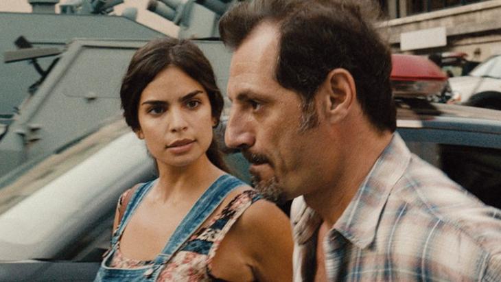 "Shirine (Rita Hayek) in ""Der Affront"" des Regisseurs Ziad Doueiri; Quelle: Alpenrepublik Filmverleih"
