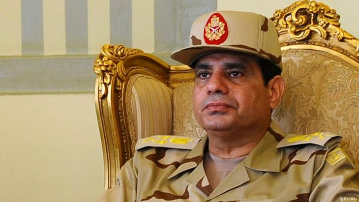 Ägyptens Präsident Abdel Fattah al-Sisi; Foto: Reuters
