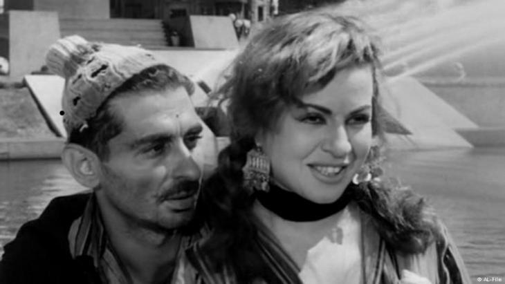 """Filmszene """"Cairo station""""; Quelle: AL-Film Festival in Berlin"""