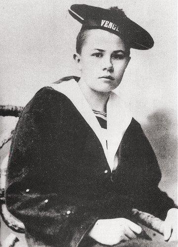 Isabelle Eberhardt; Quelle: Wikipedia
