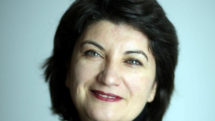Die Journalistin Canan Topçu; Foto: privat