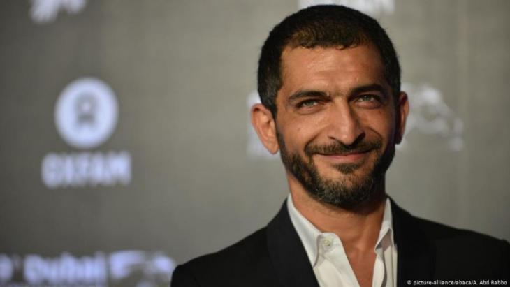 Der ägyptische Schauspieler Amr Waked; Foto: picture-alliance/abaca/A. Abd Rabbo