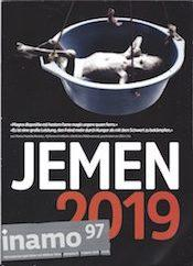 Logo Inamo-Ausgabe Nr. 97, Jahrgang 25, Frühjahr 2019