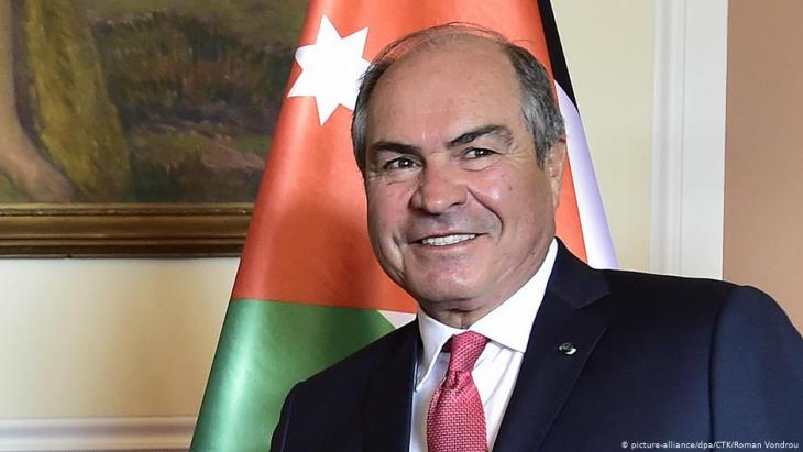 Jordaniens ehemaliger Premierminister Hani Mulki; Foto: picture-alliance/dpa