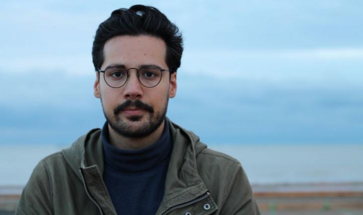 Der Politikwissenschaftler und Autor Ozan Zakariya Keskinkılıç; Foto: privat
