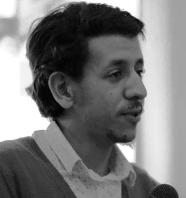 Der algerische Aktivist Nassim Balla; Quelle: medium.org