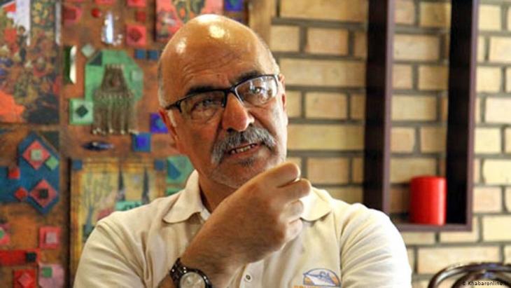 Mahmoud Hosseini Zad ist der bedeutendste Übersetzer zeitgenössischer deutschsprachiger Literatur ins Persische; Foto: Khabaronline.ir